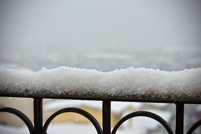 Balkon Przed Zimą Lista 20